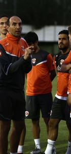 Adanaspor'da, Galatasaray maçı hazırlıkları