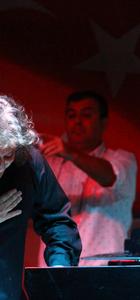 Piyanist Tuluyhan Uğurlu Gaziantep'te konser verdi