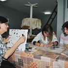 Hayrabolu'da 3 boyutlu resim kursu açıldı