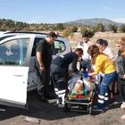 Antalya'da trafik kazaları: 5 yaralı