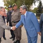 Kütahya Valisi Nayir'den ilçe ziyaretleri