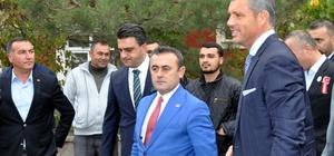 Şehit Ömer Halisdemir Spor Salonu açıldı