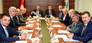 ZEKA Yönetim Kurulu Toplantısı yapıldı