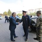 Hava Kuvvetleri Komutanı Orgeneral Ünal Kayseri'de