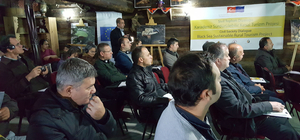 Azdavay'da turizm çalıştayı gerçekleştirildi