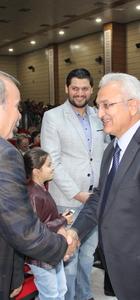 Erzincan Belediyesi Mehter Takımı'ndan konser