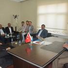 AK Parti Siverek Teşkilatıdan teşekkür ziyareti