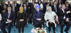 Emine Erdoğan Afyonkarahisar'da