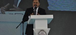 Emine Erdoğan İlim ve Kültür Merkezi açılışı
