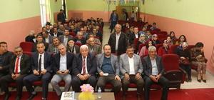 Halkapınar'da AK Parti Danışma Kurulu toplantısı yapıldı