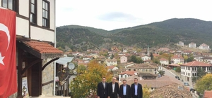 AK Parti Kocaeli Milletvekili Şeker'den Taraklı'ya ziyaret