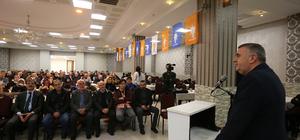 AK Parti Serdivan İlçe Danışma Toplantısı