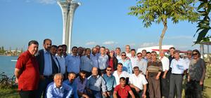 Elmalı Belediyesi Meclis üyeleri ve muhtarlar EXPO 2016'yı gezdi