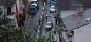 GÜNCELLEME - Rize'de silahlı saldırı: 2 ölü, 8 yaralı