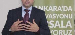 """""""Ankara'da İnovasyonu Kırsala Taşıyoruz"""" toplantısı"""