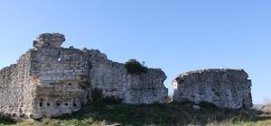 Tarihi Harmantepe Kalesi turizme kazandırılacak