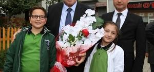 Artvin Valisi Doğanay'dan Şavşat'a ziyaret