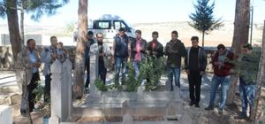 Trafik kazasında hayatlarını kaybeden Yavuzelispor yönetici ve oyuncuları anıldı