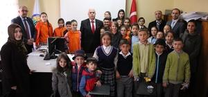 Zara Belediyesine çocuk meclisi kuruldu