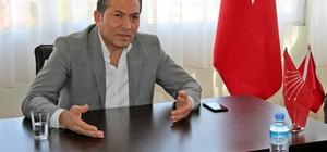 CHP Hatay Milletvekili Ertem: