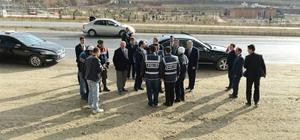 Ankara Valisi Topaca, Botanik Park ve Polis MYO inşaatlarını inceledi