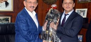Çevre ve Şehircilik Bakanı Özhaseki: