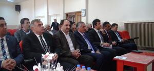 Kağızman'da köylere hizmet götürme toplantısı