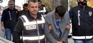 Hırsızlık zanlısı 2 kişi gözaltına alındı