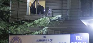 Başkentte polis merkezine silahlı saldırı
