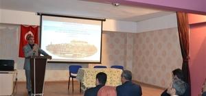 Ömerli'de eğitim toplantısı