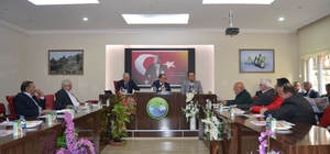 Akseki Belediye Meclisi