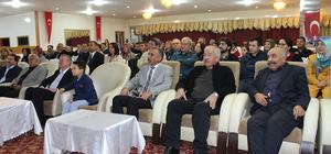 Dinar'da velilere seminer verildi