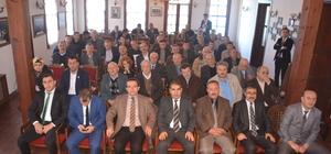 İnebolu'da çiftçileri bilgilendirme toplantısı