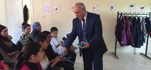 Nurdağı'nda Suriyelilere Türkçe kursu