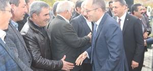 Ankara Büyükşehir Belediyesinin toplu açılış töreni