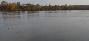 Meriç ve Tunca nehirlerinin su seviyeleri arttı