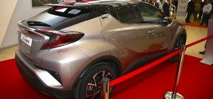 Toyota, Türkiye'nin ilk hibrit ve crossover aracını banttan indirdi