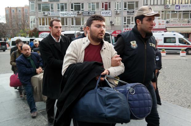 Bursa'da FETÖ/PDY soruşturması