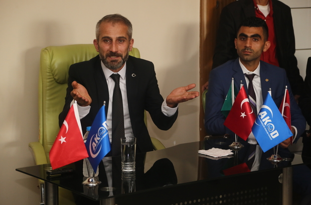 AK Ocaklar Genel Başkanı Yiğit, Mersin'de