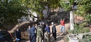 Çelikhan Kaymakamından köy ziyaretleri