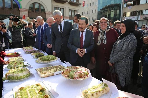 """Ordu'da """"Kivi Festivali"""" düzenlendi"""