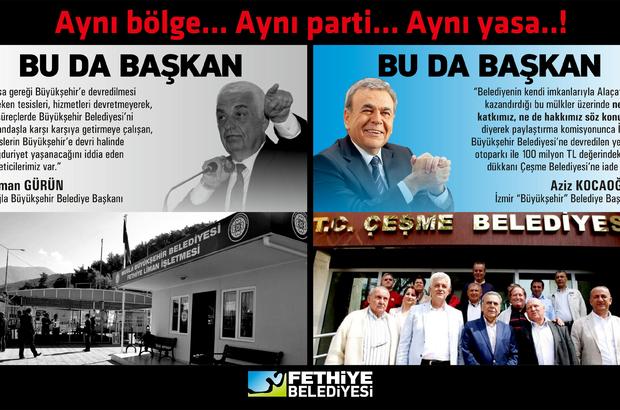 """Belediye Başkanı Saatcı'dan Gürün'e """"panolu"""" tepki"""