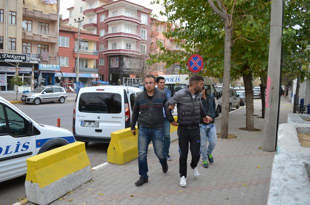 Aksaray'da hırsızlık