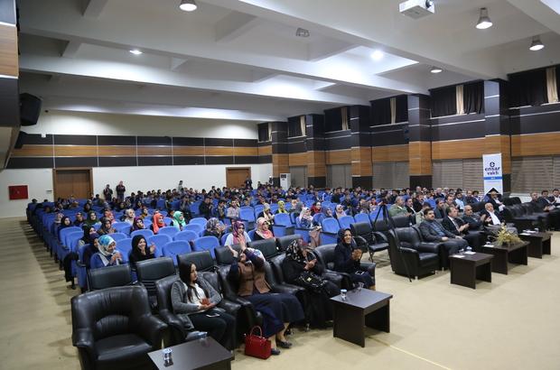 """Siirt'te """"Ehli Sünnet"""" konulu konferans"""