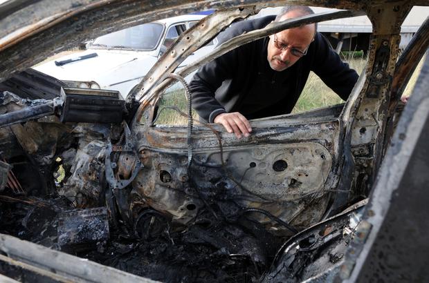 Osmaniye'de trafik kazası: 1 ölü, 3 yaralı