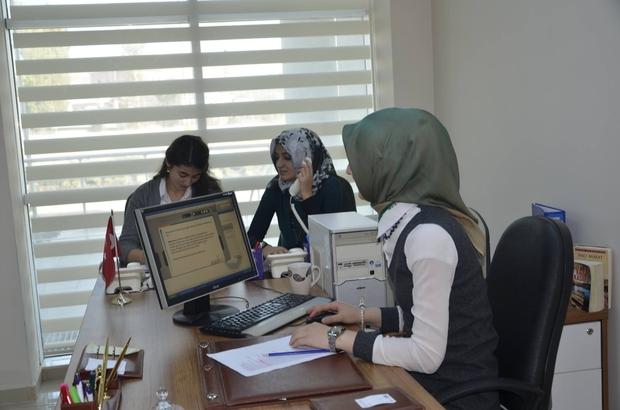 """Erciş Belediyesinden """"Beyaz Masa"""" hizmeti"""