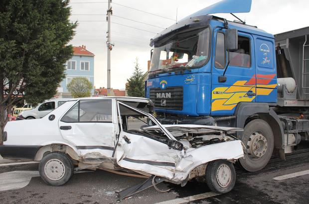 Kütahya'da zincirleme trafik kazası: 6 yaralı