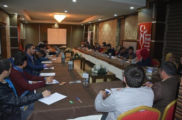81 ilin gençleri Bitlis'te buluştu