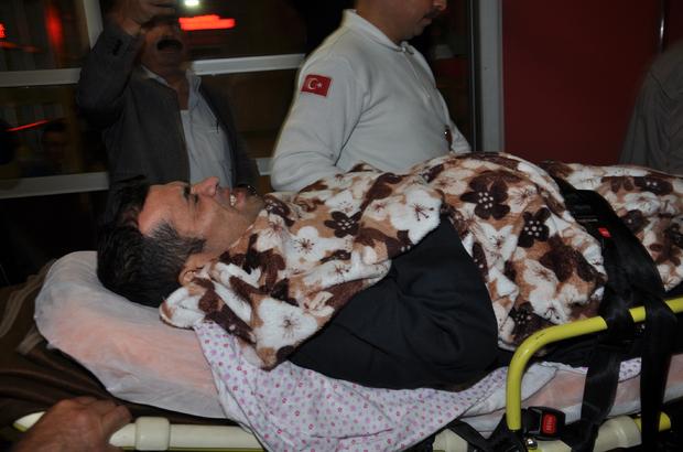 DEAŞ'ın saldırısında yaralanan Iraklı Kırıkkale'ye getirildi