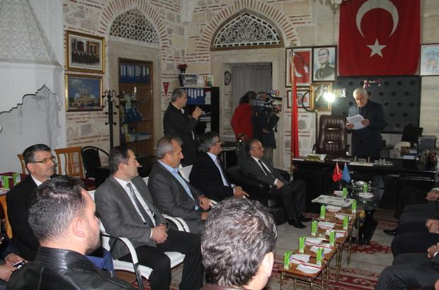 Edirne Serhad Gazetesi yayın hayatına başladı